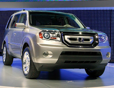 2013 Honda Pilot Owners Manual, Release Date & Price