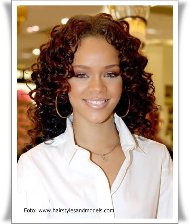 Model Rambut Keriting dan Cara Membentuknya+