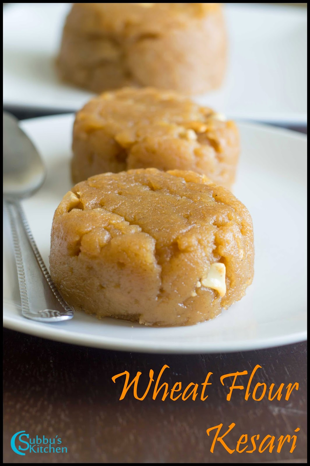Wheat Flour Kesari Recipe | Godhumai Mavu Kesari Recipe
