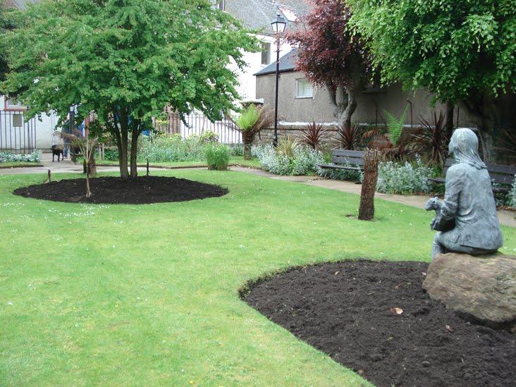 Campbeltown Linda McCartney Memorial Garden