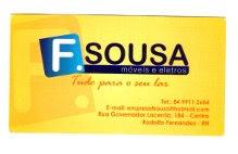 F SOUSA EM RODOLFO FERNANDES