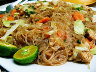 Pancit Sotanghon Recipe | Healthy Pancit Recipe