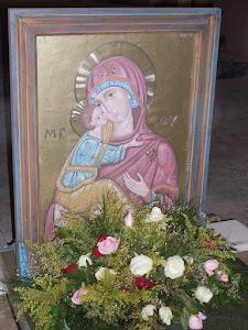 Maria Mãe da Juventude. Rogai por nós!