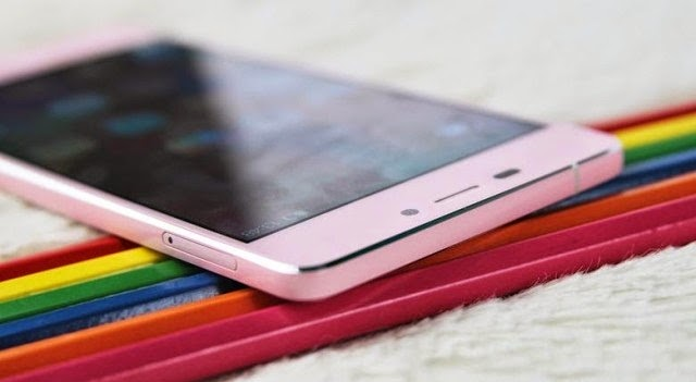 gionee 5mm thin