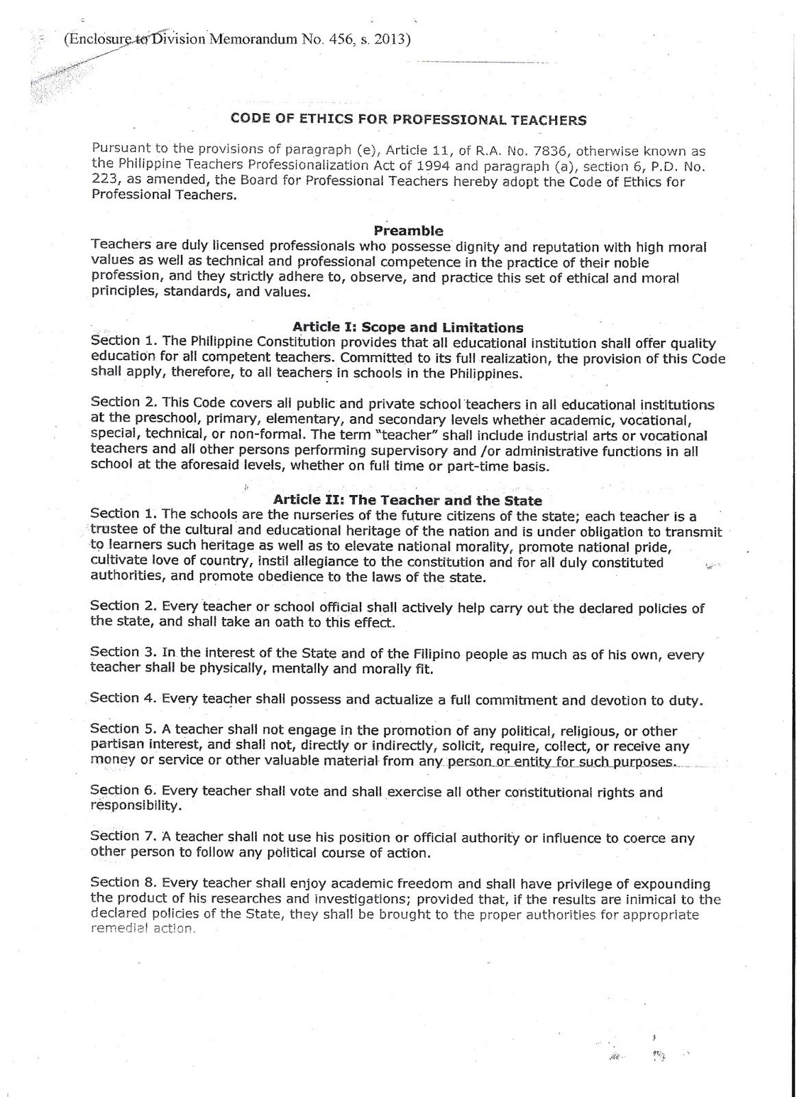 Activity Sheet No 1 Teaching Ing A Teacher Survey Methodology Teachers