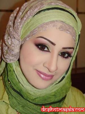 Wajah Orang Arab