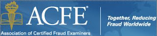 logo for the Association of Certified Fraud Examiners