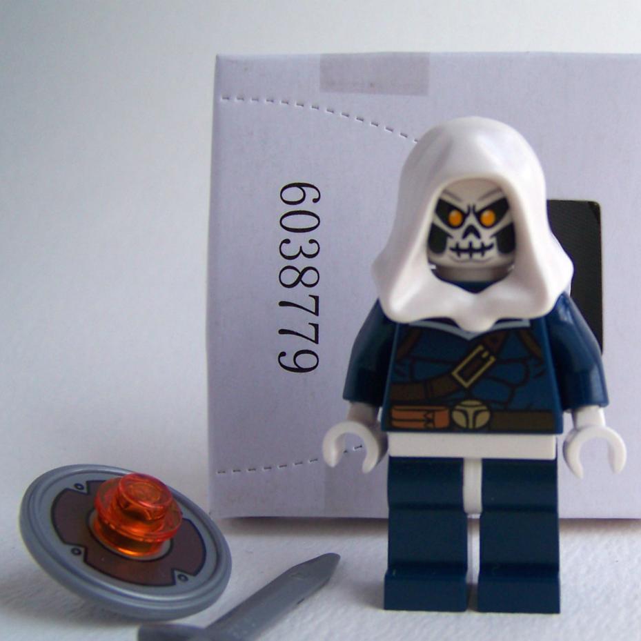 LEGO Taskmaster 76018 Hulk Smash Lab