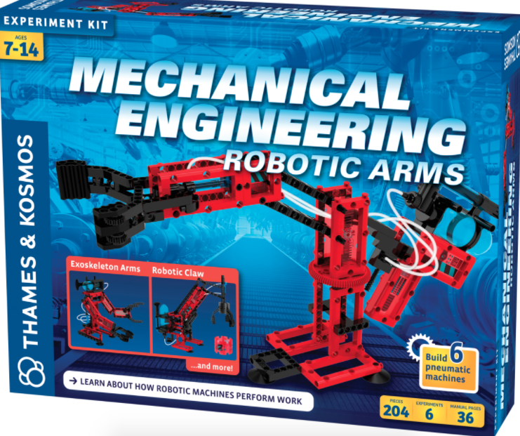 Mechanical Engineering Robotic Arm