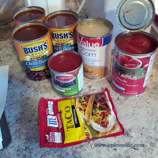 tortilla soup ingredients