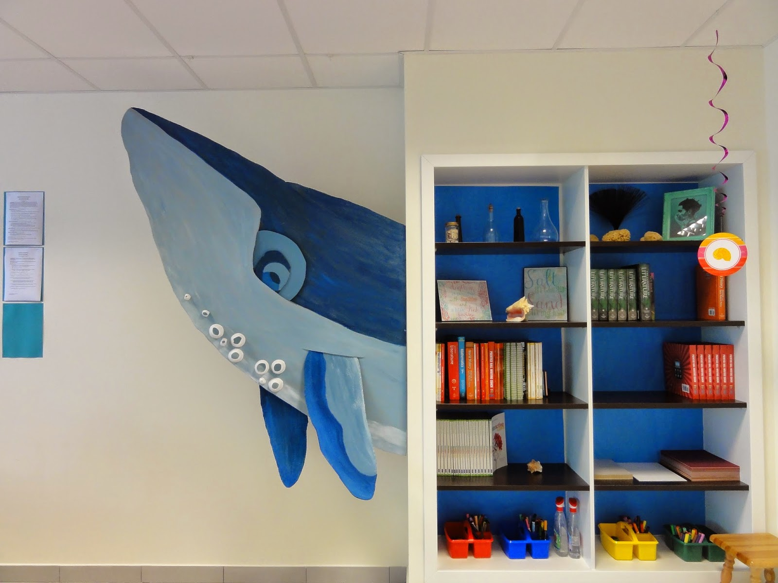 Ocean Decoration For Classroom ~ The charming classroom ocean theme