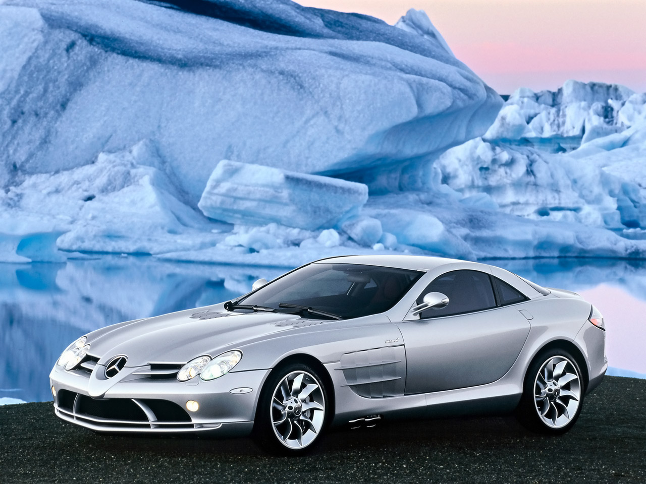 World of cars mercedes benz slr image for Mercedes benz cars images