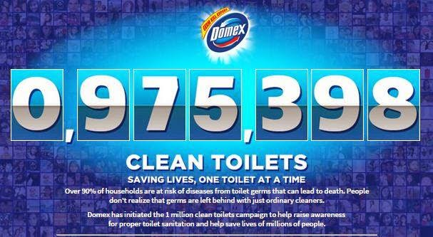 One Million Clean Toilets