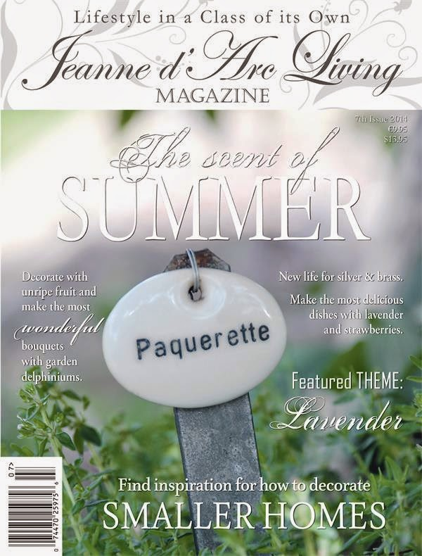 July issue in stock now: