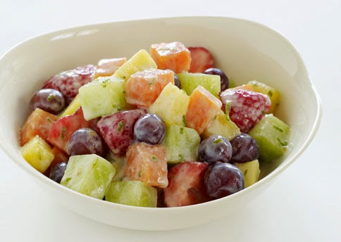 Resepi Sihat Salad Buah Buahan Campur