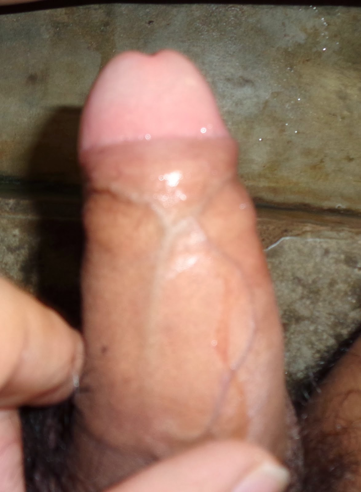 Indian Red Head Big Penis Cock