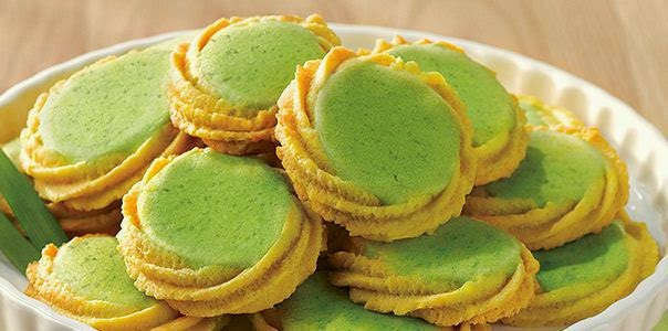 Resep Kue Bolu Cookies ala Blueband Dengan Video Cara Membuatnya
