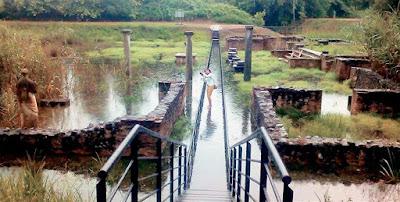 Αρχαίος ποταμός «έπνιξε» το Δίον