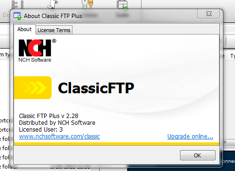 NCH Classic FTP All Version Full Crack