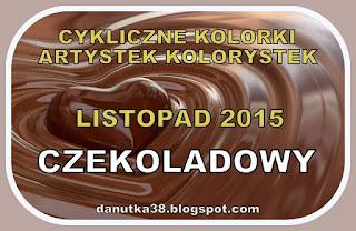 CYKLICZNE KOLORKI - LISTOPAD 2015