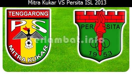 Hasil Mitra Kukar VS Persita 2013