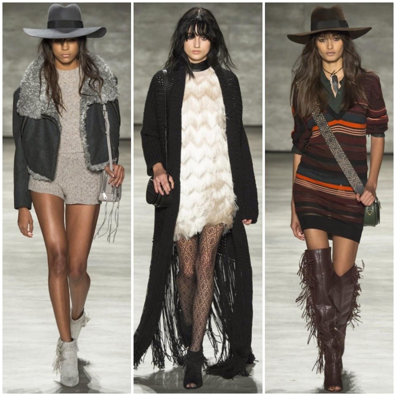 Rebecca Minkoff new york fashionweek