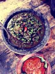 resep sambal leunca