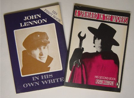 "Libros Pop: John Lennon - ""In His Own Write"" (1964) y ""A Spaniard in the Works"" (1965)"