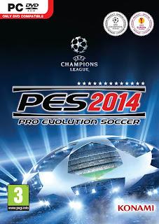 Pro Evolution Soccer 2014 (pes14)