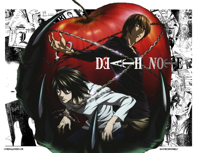 deathnote 13 640 Moshidora [ Subtitle Indonesia ] 