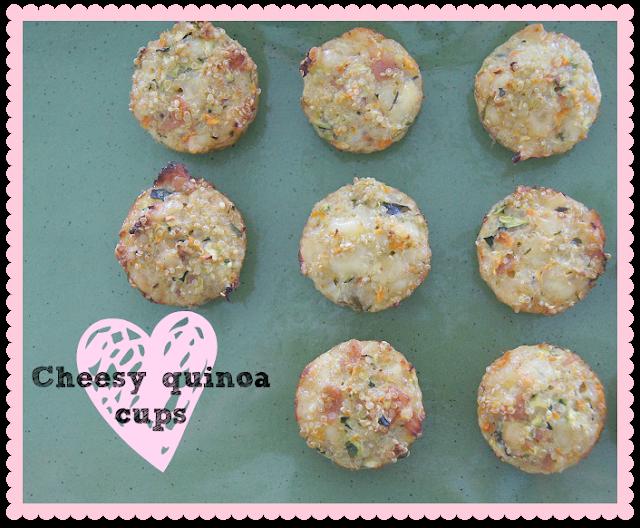 DSC00447 - Mini Ham and Cheese Quinoa Cups
