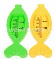 Fish Thermometer Water Lucu