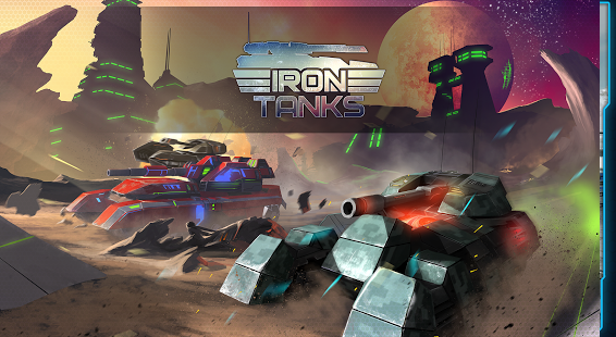 Iron Tanks Mod apk data