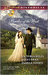 LAST MINUTE BRIDE, BRIDES OF THE WEST