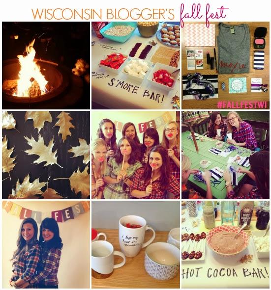 Wisconsin Blogger Fall Fest