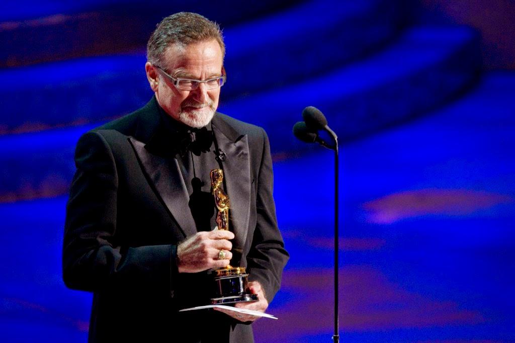 depresszió, elhalálozás, Hollywood, Robin Williams,