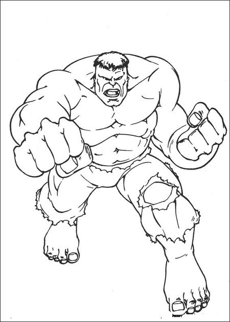 Ausmalbilder Marvel Avengers: Avengers Coloring Pages >> Disney Coloring Pages