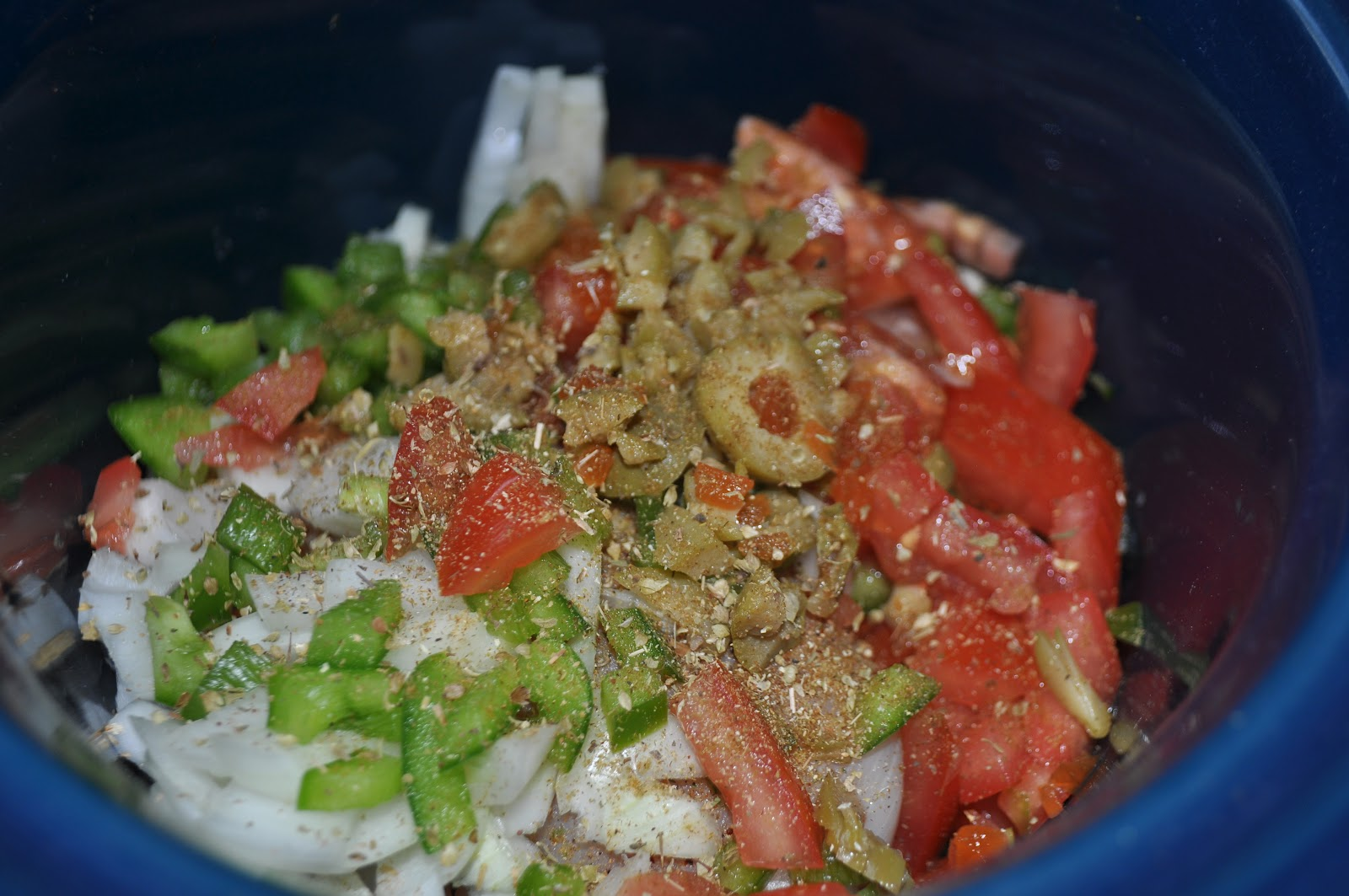 Meals For Real: Crockpot Chicken a La Criolla