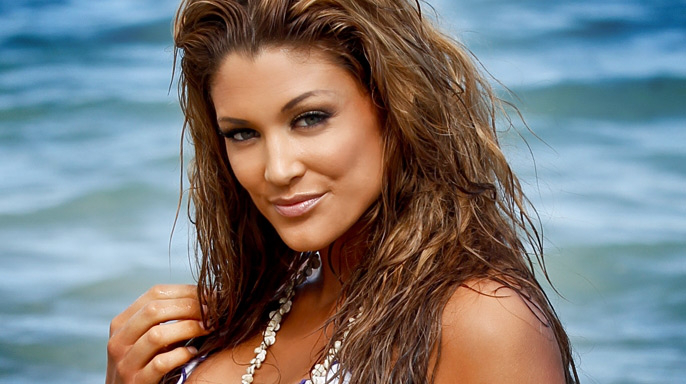 WORLD WRESTLING ENTERTAINMENT  WWE Diva Eve Torres