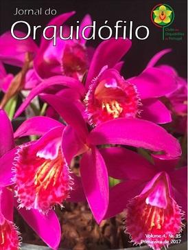 Revista JORNAL DO ORQUIDÓFILO