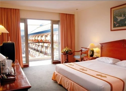 Daftar Hotel Terbaik Di Sekitar Kota Bandung
