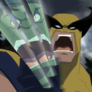 Hulk vs Wolverine | Wolverine vs Thor :: Películas