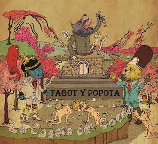Fagot y Popota La caseta del Cocón