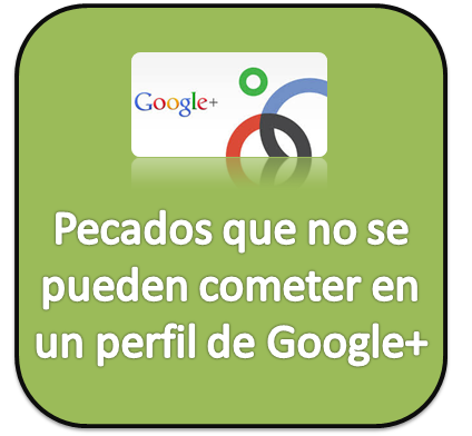 pecados-google-plus