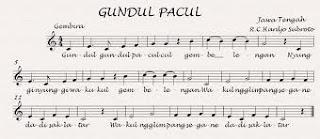 Lagu Gundul Pacul