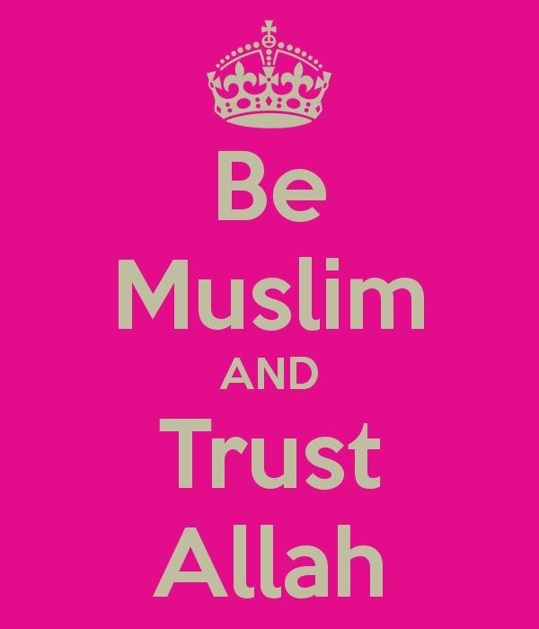 be muslim
