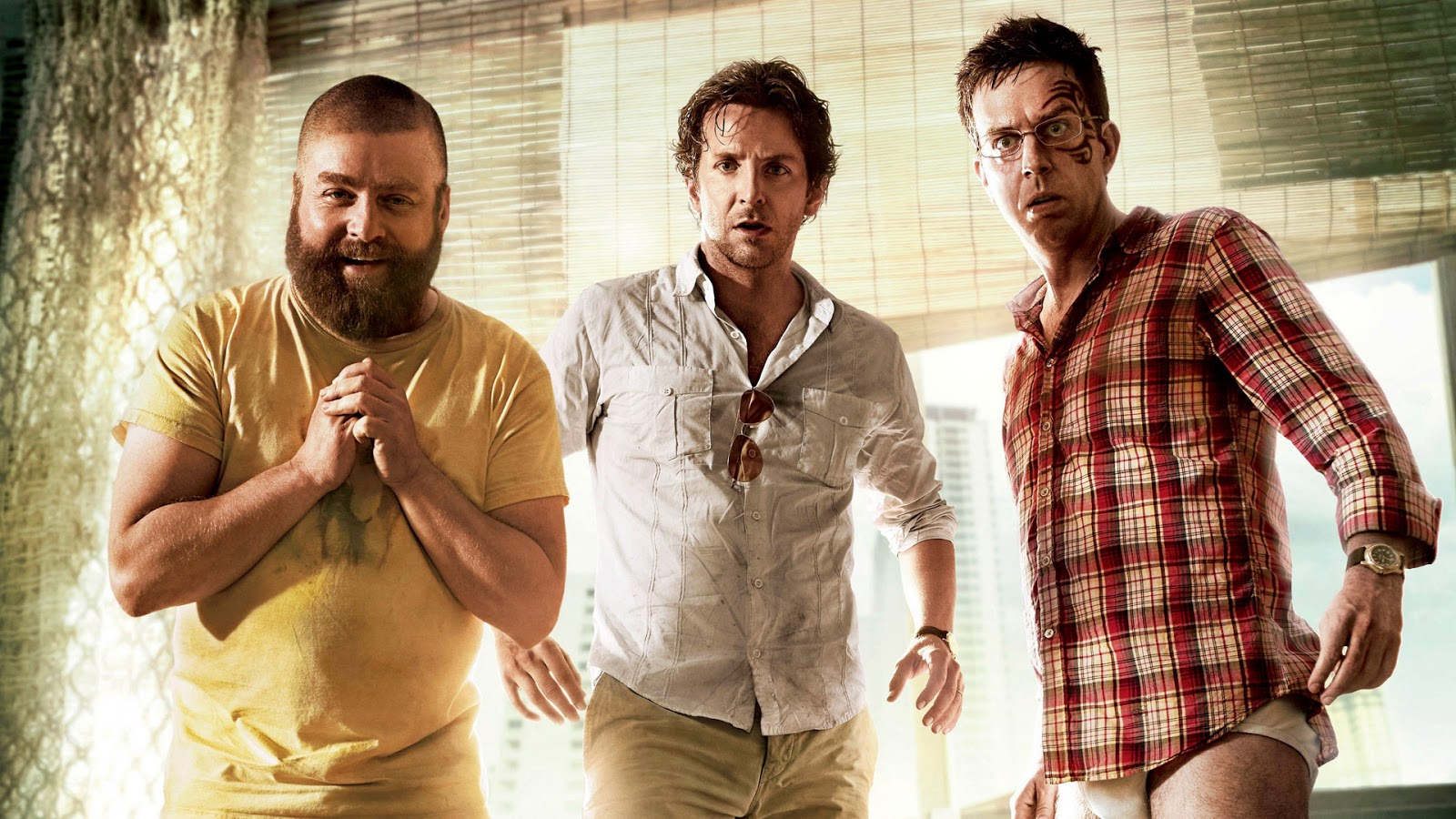 best hd wallpapers of the hangover movie series