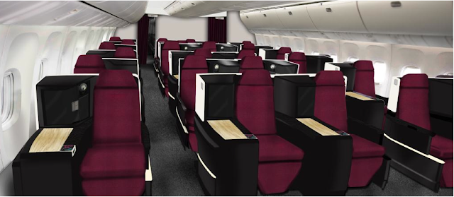 JAL will update the long-haul 767-300ER fleet with the New Sky cabin