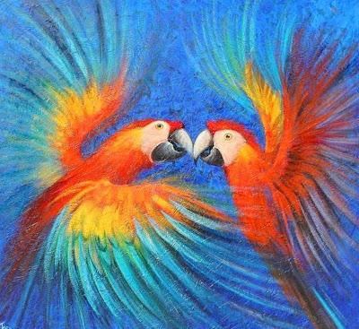 aves-y-flores-pinturas