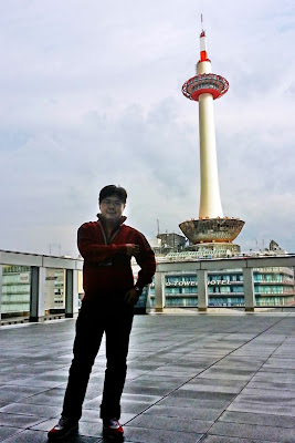 www.meheartseoul.blogspot.sg | Kyoto Station and Kyoto Tower